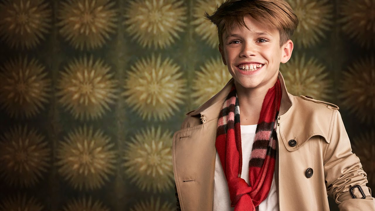The Burberry Festive Film